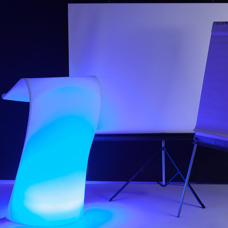 Location matériel d'accueil et accessoires conférence