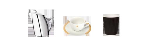 Location : Thé et café