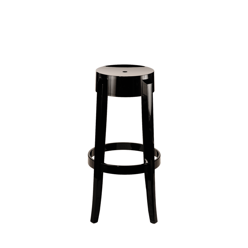 Options Cristal Tabouret Cm H Noir 75 Location 3Aq4RjL5