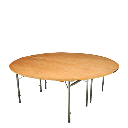 Table ronde Ø 200 cm