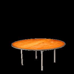 Table ronde Ø 150 cm ignifugée