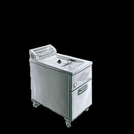 Friteuse gaz 15 litres
