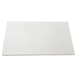 Assiette Extra Flat 34 x 23 cm