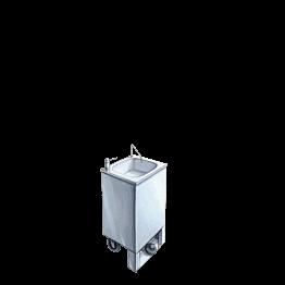 Evier lave-mains autonome