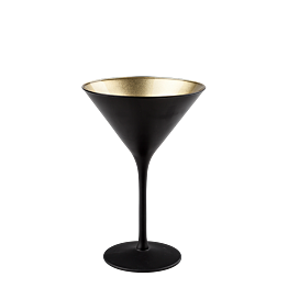 Verre à Martini or 24 cl