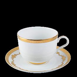 Tasse et sous-tasse à thé Impériale 28 cl