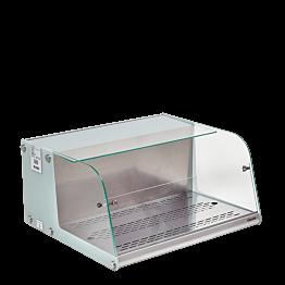 Vitrine réfrigérée 64,5 x 30 cm H 33,5 cm