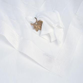 Serviette de table organdi 45 x 45 cm