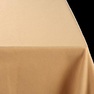 Feutrine beige 180 x 180 cm