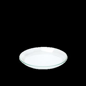 Assiette à pain en verre Ø 12 cm