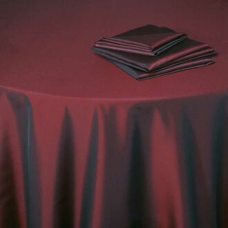Nappe Toscane rouge Opéra 280 x 500 cm
