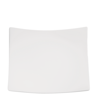 Assiette de présentation Karo 31 x 31 cm