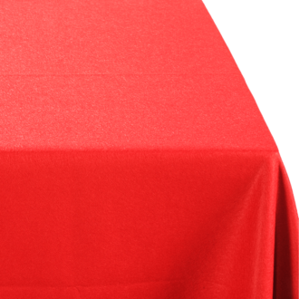 Feutrine rouge 180 x 300 cm