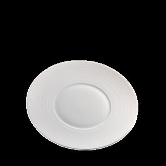 Assiette lunch Hémisphère Ø 21 cm