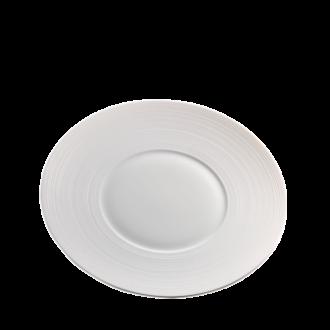 Assiette plate Hémisphère Ø 27 cm