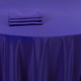 Nappe bleu intense 290 x 400 cm