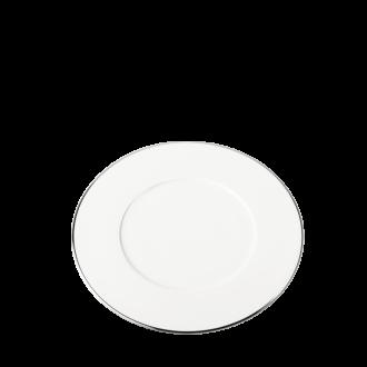 Assiette lunch Plane Filet Argent Ø 23 cm