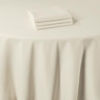 Nappe Marjorie beige 290 x 500 cm  ignifugée M1