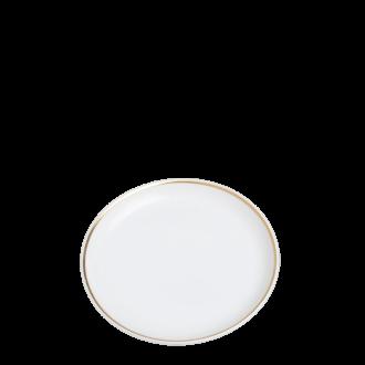 Assiette à pain Plane Filet Or Ø 12 cm