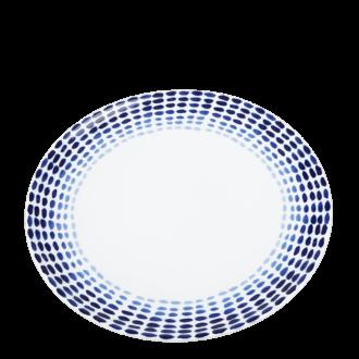 Assiette plate Andalouse Ø 27 cm