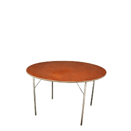Table ronde Ø 120 cm