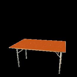 Table rectangulaire 100 x 150 cm
