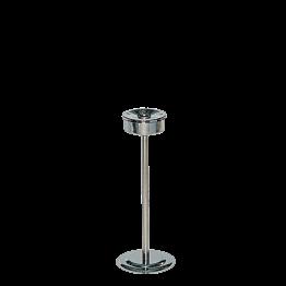 Cendrier sur pied H 70 cm Ø 19 cm