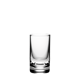 Verre à vodka petit modèle Ø 3.5 H 7 cm 4 cl