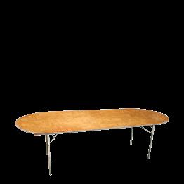 Table ovale 100 x 200 cm