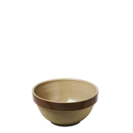 Saladier en grès Ø 28 cm H 14 cm