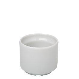 Coquetier porcelaine Ø 4,5 cm H 4 cm 4 cl
