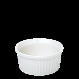 Ramequin blanc Ø 8 cm H 4 cm 10 cl