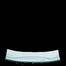 Plat Vérone 20 x 45 cm