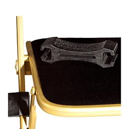 Lien de chaise capitonnée en plastique 8 cm