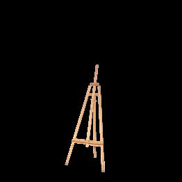 Chevalet bois H 150 cm L 58 cm