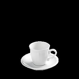 Tasse et sous-tasse à café Rohan 13 cl