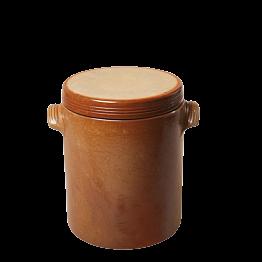Pot à condiments avec couvercle 1000 cl