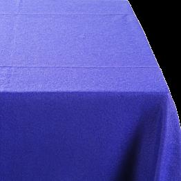 Feutrine bleu roi 180 x 180 cm