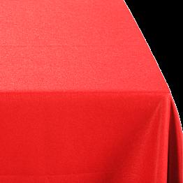 Feutrine rouge 180 x 180 cm