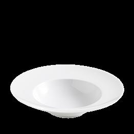 Assiette creuse à aile Dune Ø 22 cm bassin Ø 13,5 cm