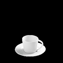 Tasse et sous-tasse à café Lak Dune 9 cl