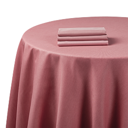 Serviette de table chintz rose 60 x 60 cm