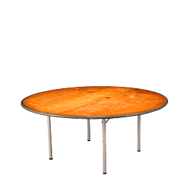 Table ronde Ø 185 cm