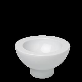 Bol pilon blanc Ø 16 cm H 9,5 cm 40 cl