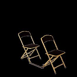 Barre de liaison pour chaise capitonnée