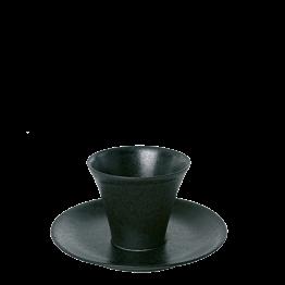 Tasse Kyoto carbone Ø 7,5 cm H 6,5 cm 11 cl