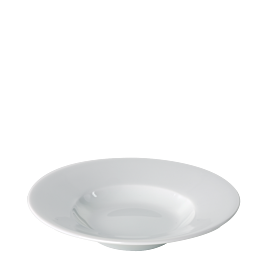 Ovni blanche Ø ext 12,5 cm Ø int 7 cm H 2,5 cm 4 cl