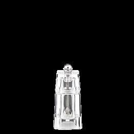 Moulin à sel en plexi H 11 cm (sel non fourni)