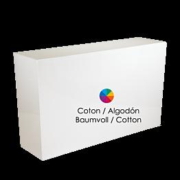 Banque d'accueil coton gratté 40 x 200 cm H 110 cm – 48 h