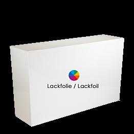 Banque d'accueil lackfolie 40 x 200 cm H 110 cm – 48 h